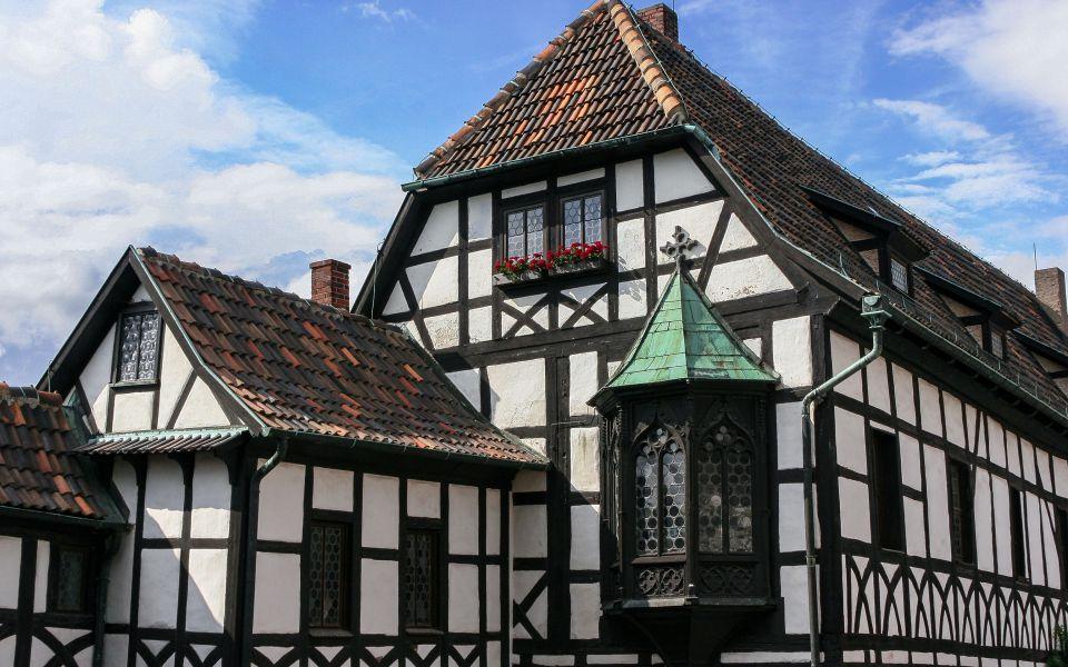 Hintergrundbild Der Gadem auf der Wartburg
