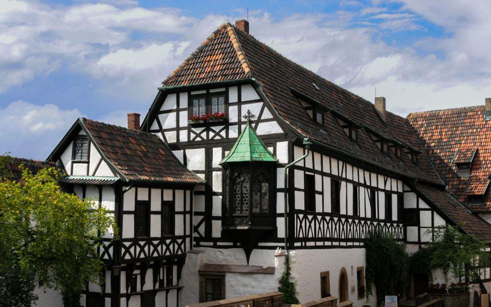 Hintergrundbild Der Gadem der Wartburg