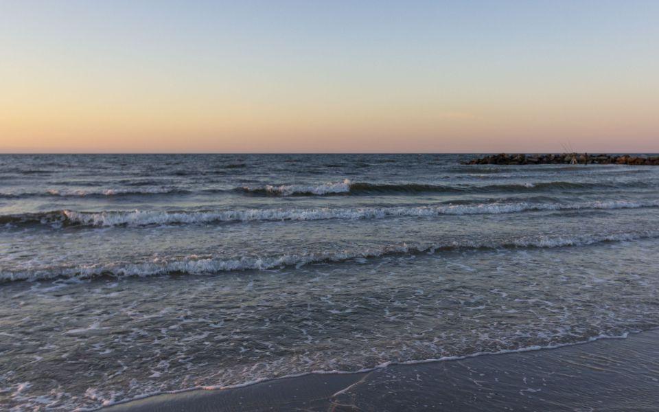 Hintergrundbild Einfach Wellen