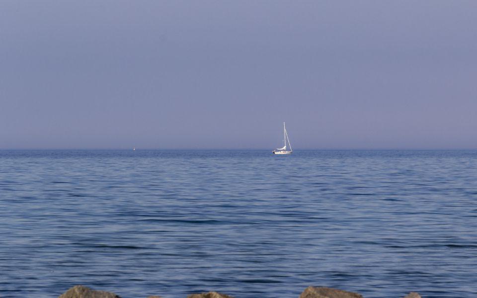 Hintergrundbild - Ostsee Idylle