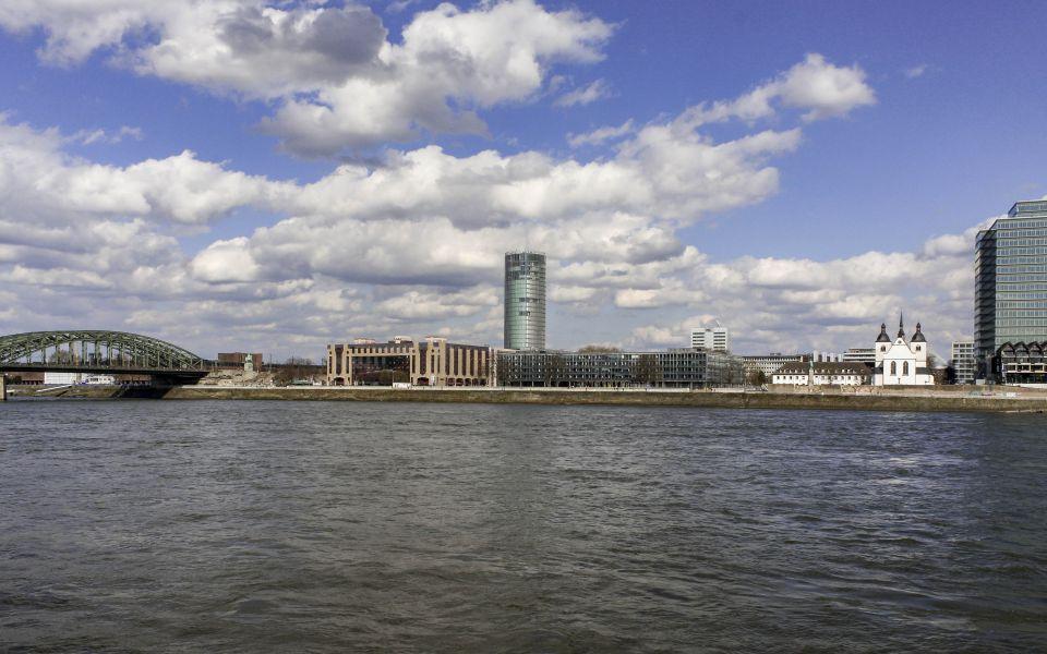 Hintergrundbild - Der Kölntriangle