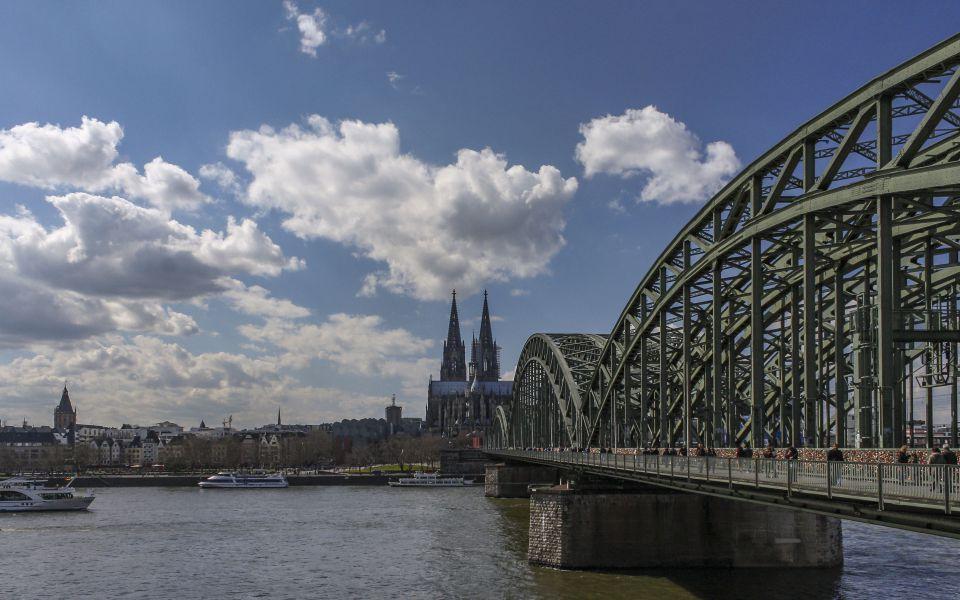 Hintergrundbild - Hintergrundbilder aus Köln