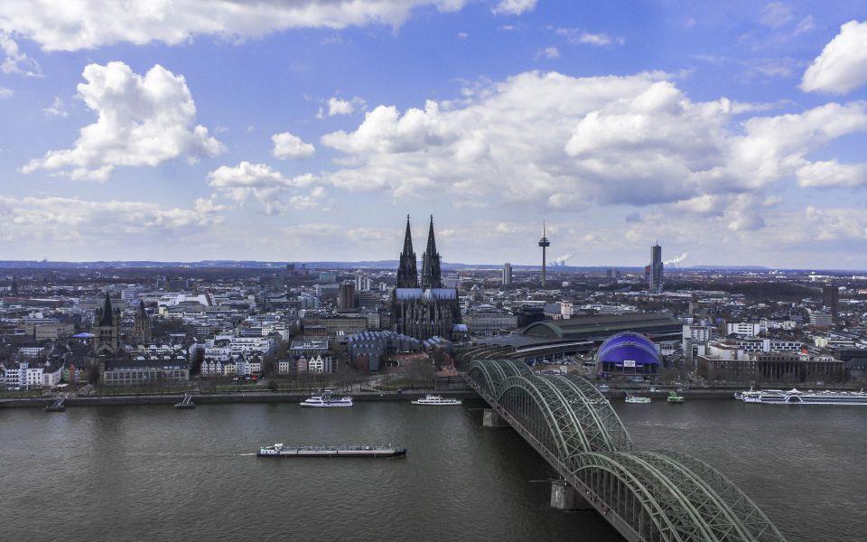 Hintergrundbild - Köln Innenstadt