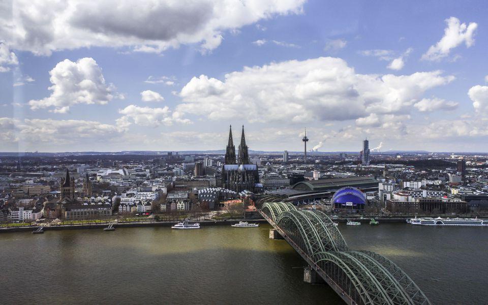 Hintergrundbild - Kölner Innenstadt