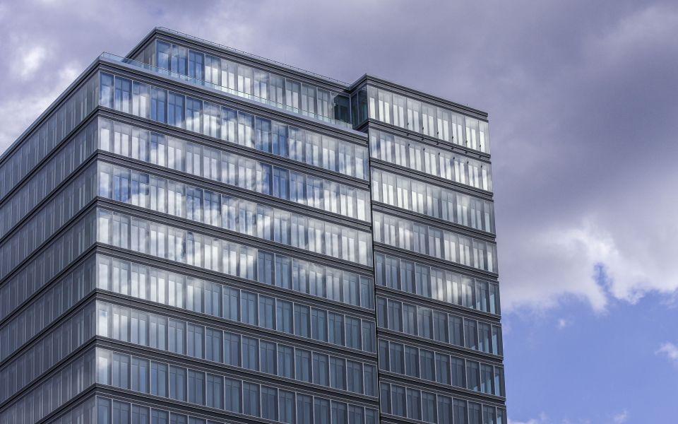 Hintergrundbild - Lanxess Hochhaus