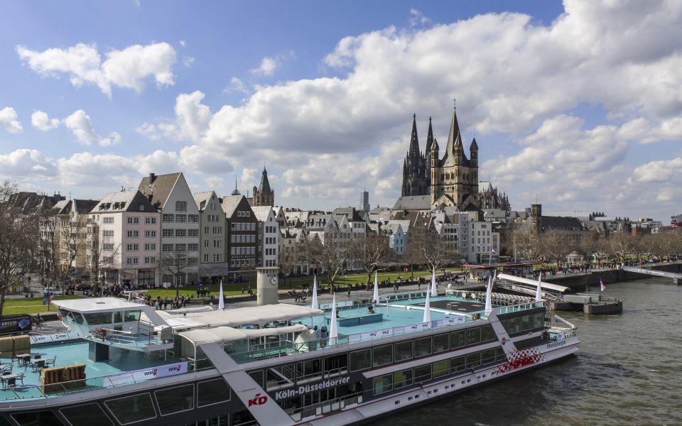 Hintergrundbild - Lebendige Altstadt