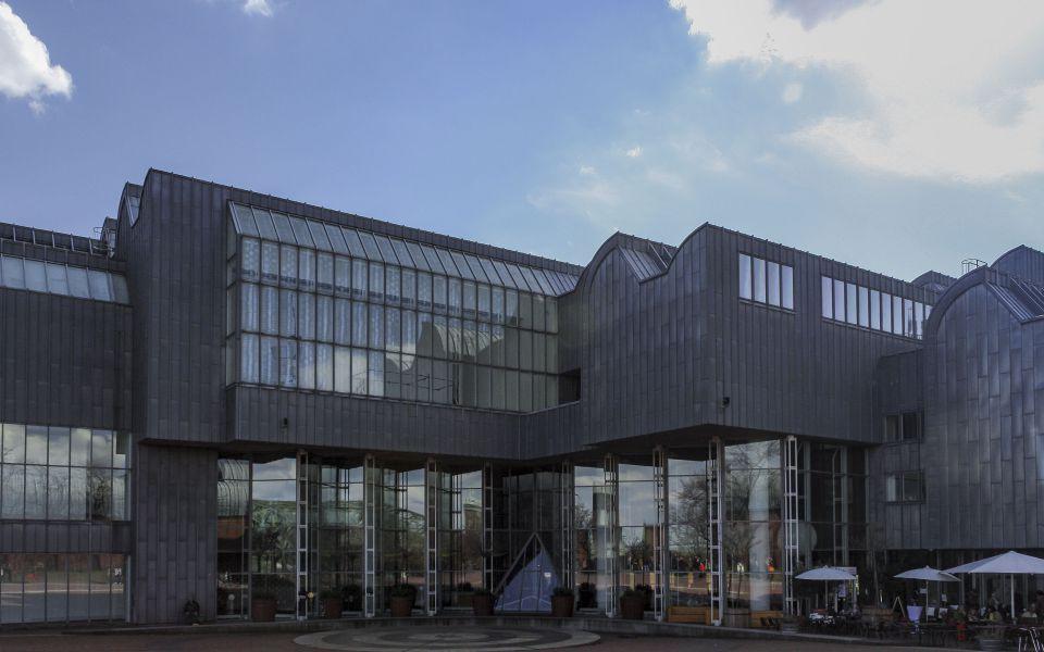 Hintergrundbild - Museum Ludwig