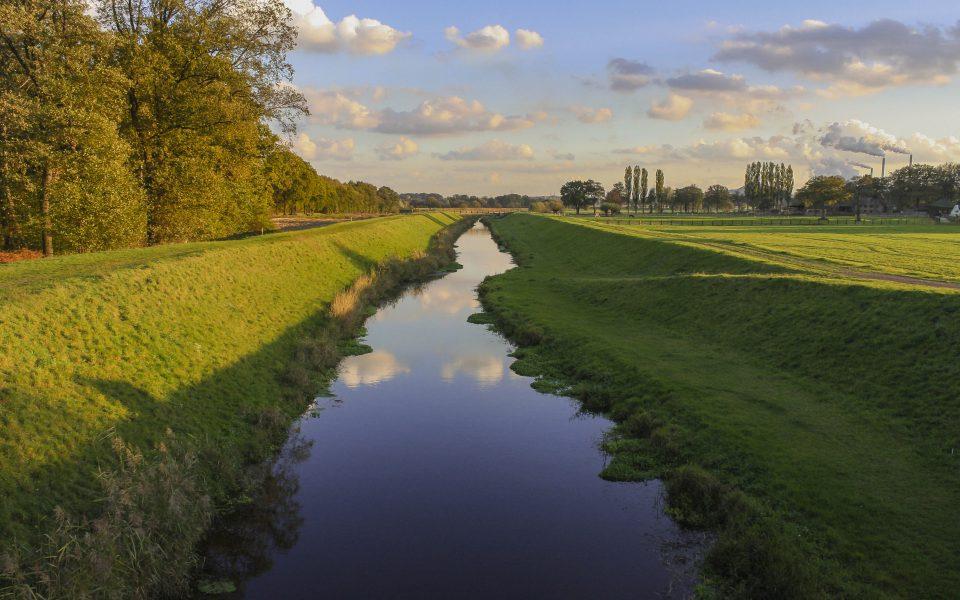 Hintergrundbild - Rapphofs Mühlenbach im Herbst