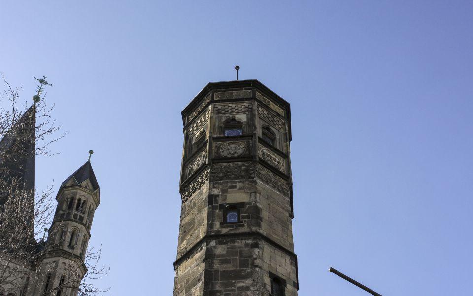Hintergrundbild - Stapelhaus Turm