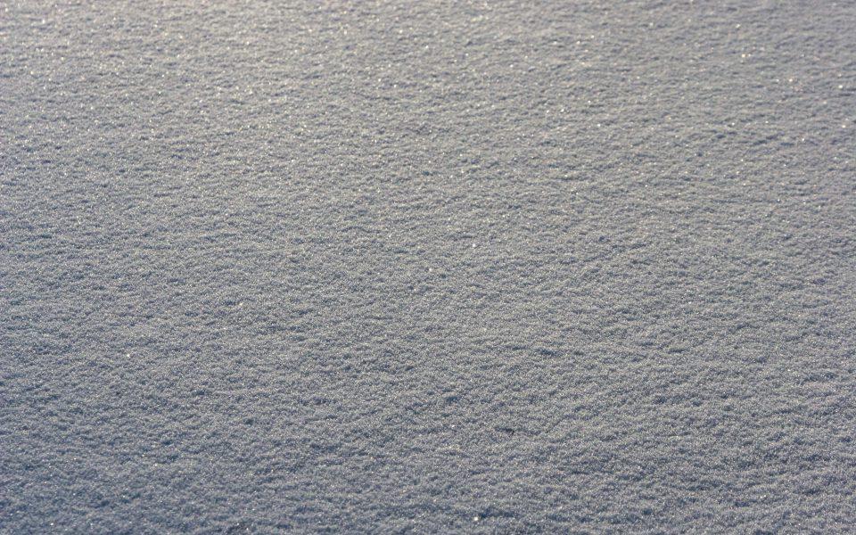 Hintergrundbild - Einfach Schnee