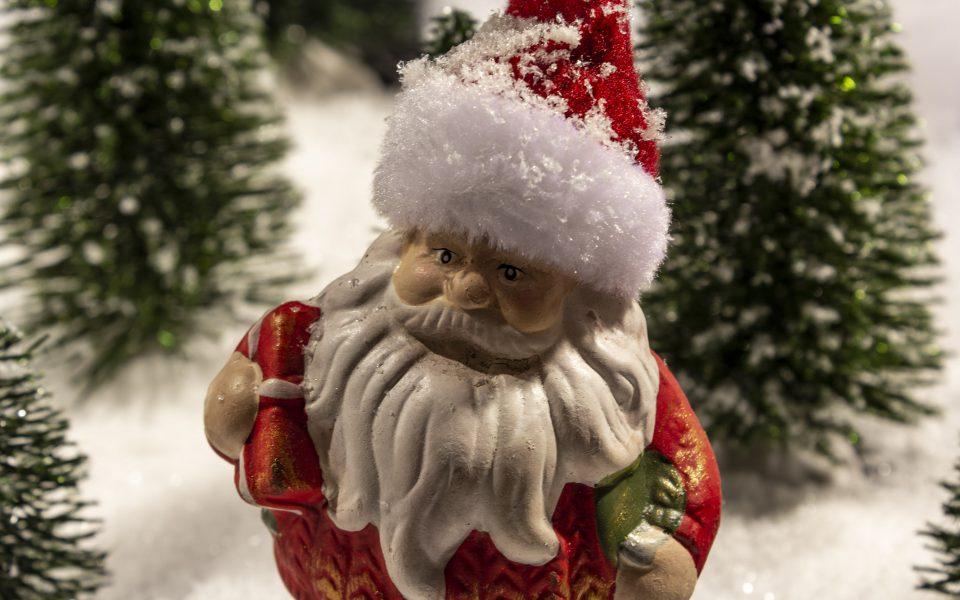 Hintergrundbild - Weihnachten Weihnachtsmann