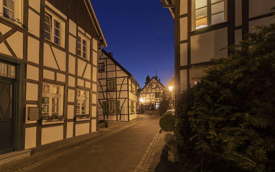 Hintergrundbilder - Altes Dorf Westerholt