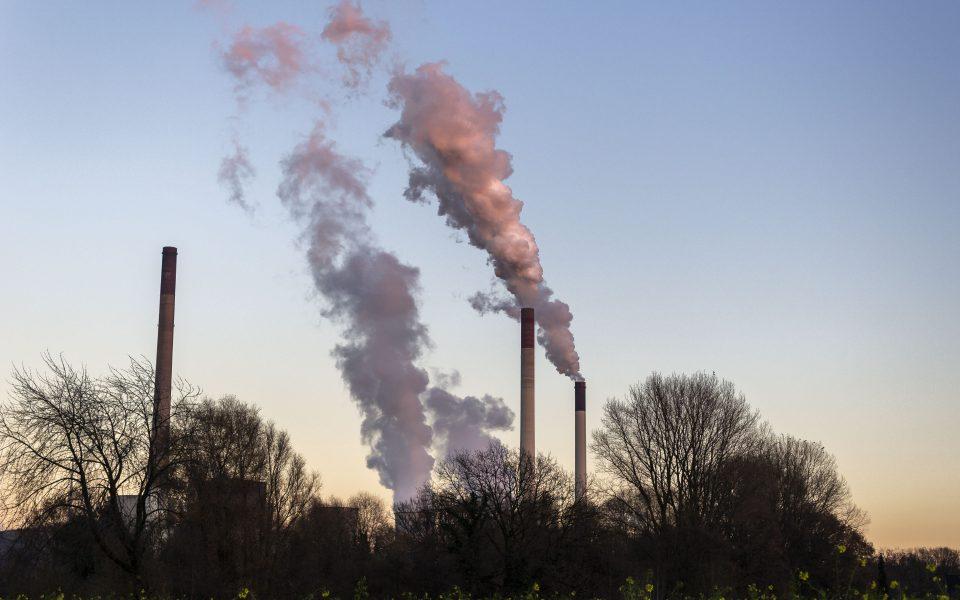 Hintergrundbilder - Kohlekraftwerk Scholven