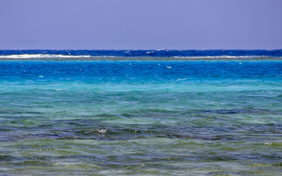 Hintergrundbilder - Rotes Meer in Türkis