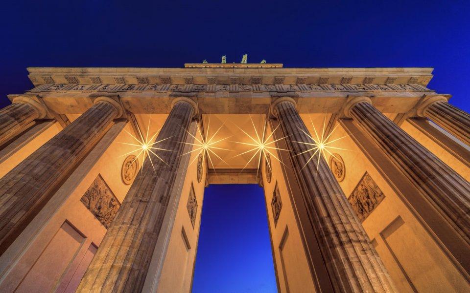 Hintergrundbilder - Brandenburger Tor