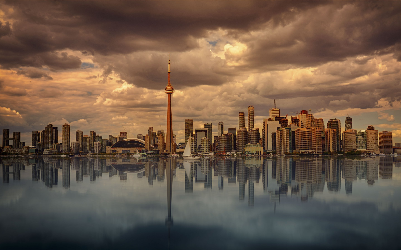 Hintergrundbilder Skyline