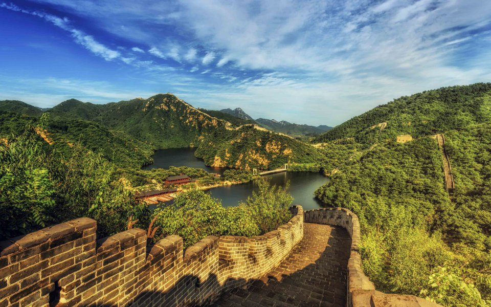 Hintergrundbilder - The Great Wall