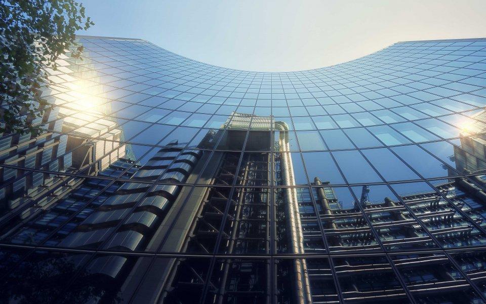 Hintergrundbilder - Willis Building in London